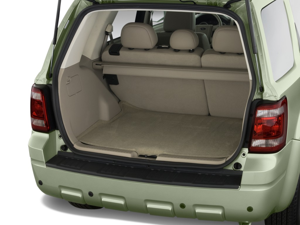 image 2012 ford escape 4wd 4 door hybrid limited trunk size 1024 x 768 type gif posted on. Black Bedroom Furniture Sets. Home Design Ideas