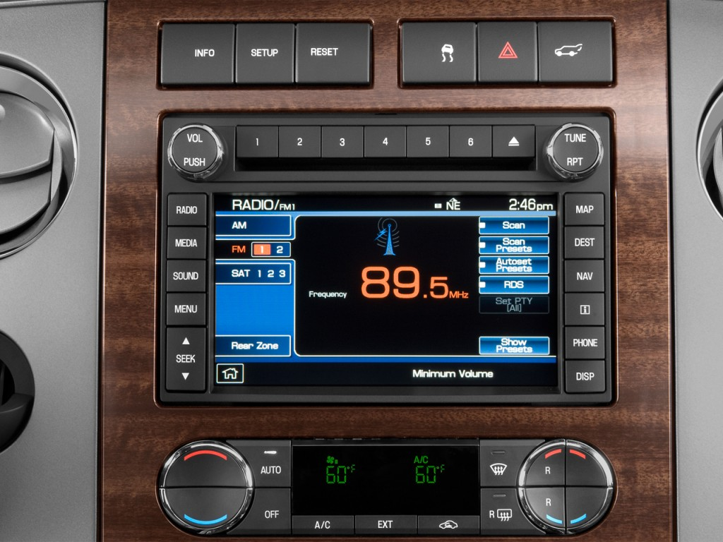 Image: 2012 Ford Expedition 2WD 4-door Limited Audio ...