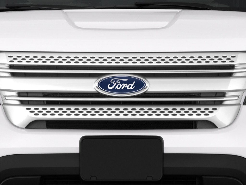 Image 2012 Ford Explorer Fwd 4 Door Xlt Grille Size 1024 X 768 Type Gif Posted On
