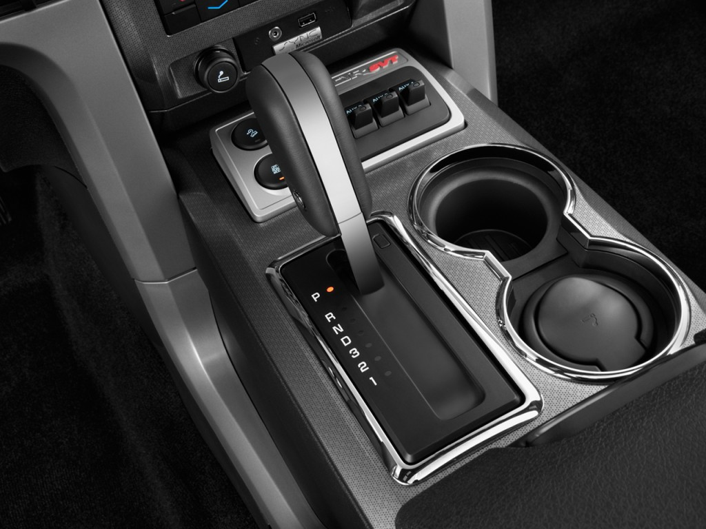 """Image: 2012 Ford F-150 4WD SuperCab 133"""" SVT Raptor Gear Shift, size: 1024 x 768, type: gif ..."""