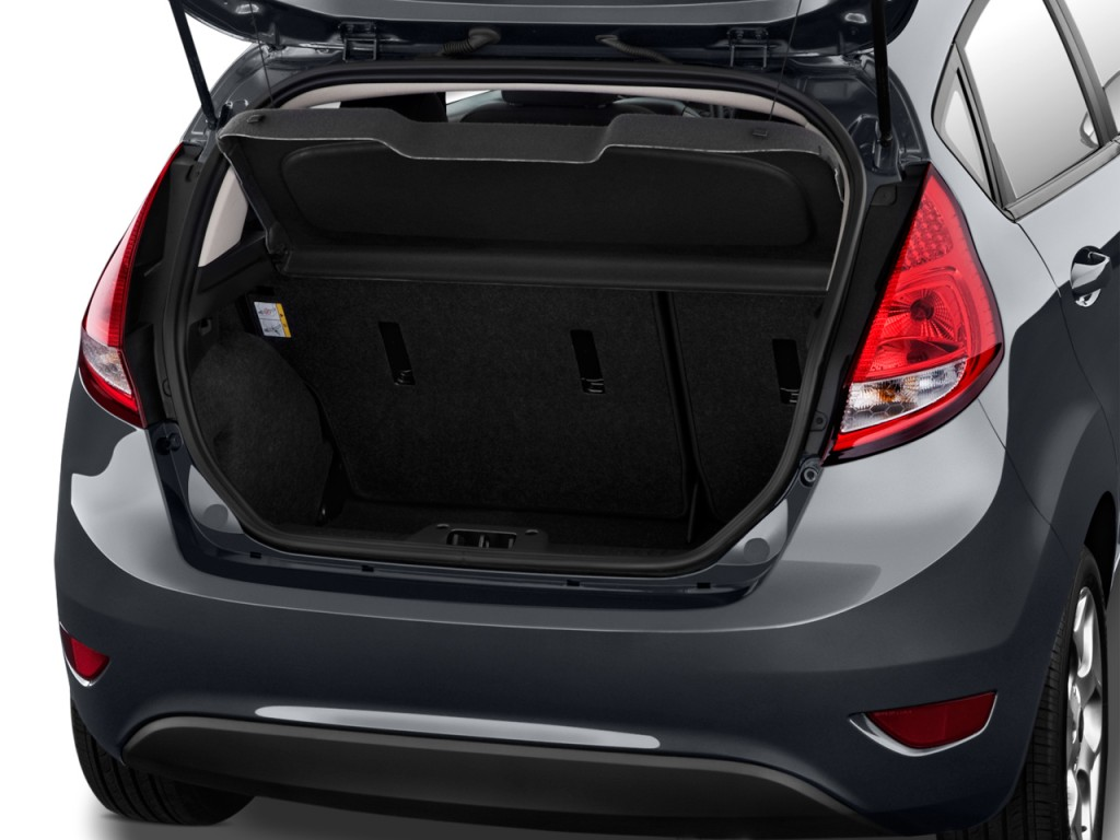 Image 2012 Ford Fiesta 4 Door Hb Ses Trunk Size 1024 X 768 Type Gif Posted On September 8