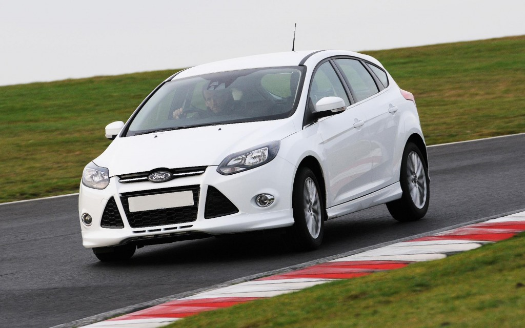 2012 Ford Focus 1.0 EcoBoost