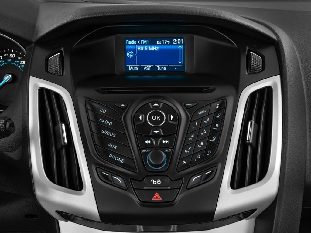Image 2012 Ford Focus 5dr Hb Se Audio System Size 1024