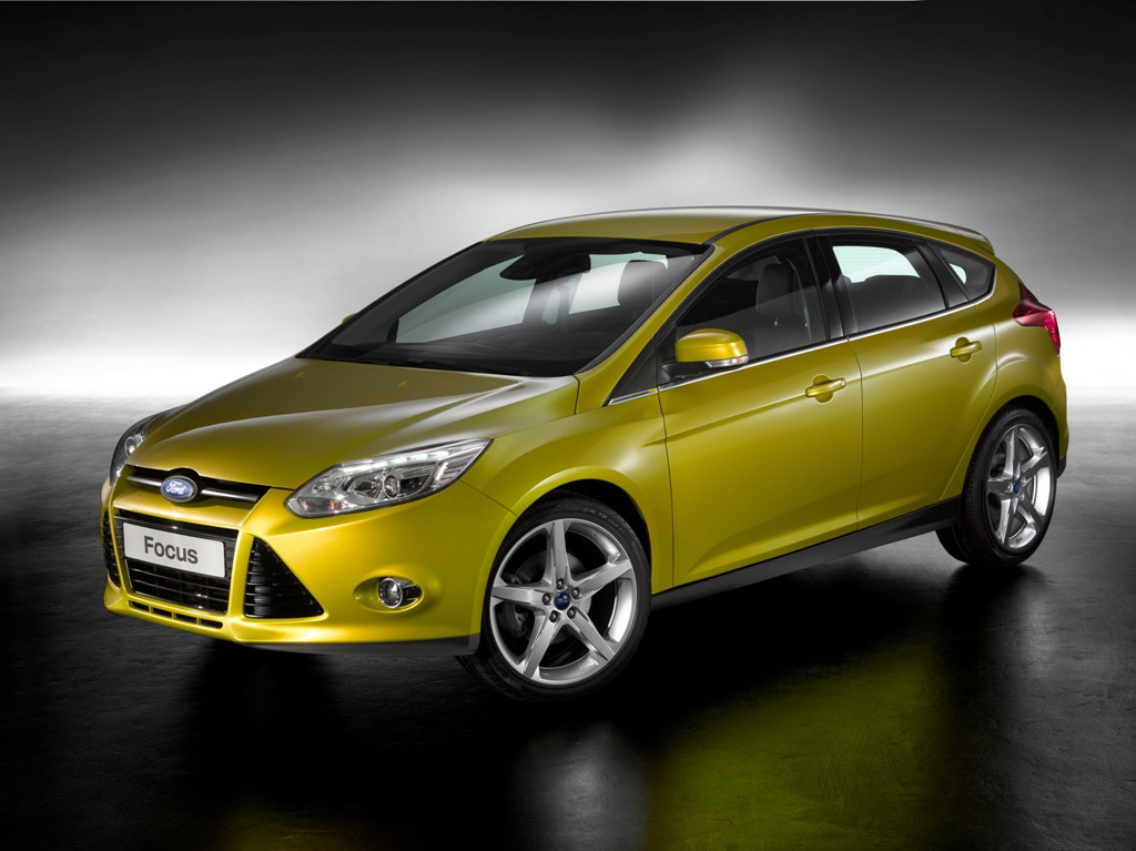 Top Of Its Class 2012 Ford Focus Offers Class Leading Cornering Control