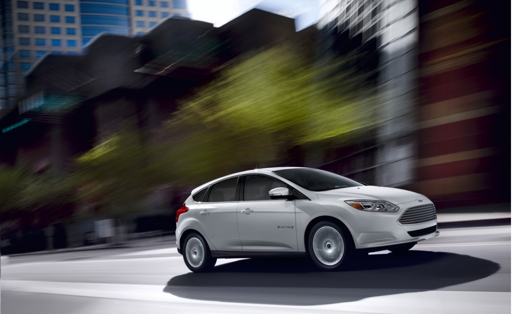 Ford To Pair Electric Focus With Home Solar Panels