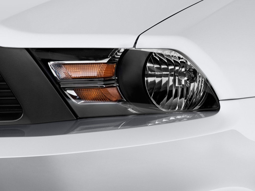 Image 2012 Ford Mustang 2 Door Coupe Gt Premium Headlight Size 1024 X 768 Type Gif Posted