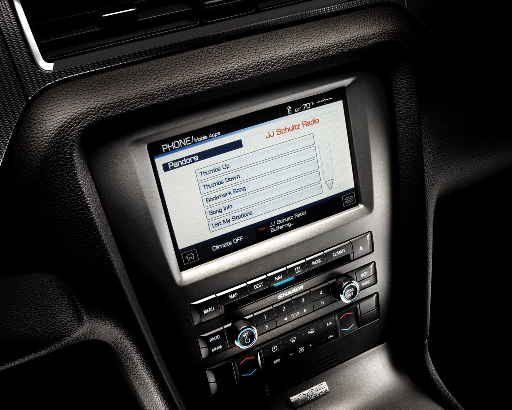 Pandora Internet Radio Expands Relationship With Ford Scion 2014 Mustang Wiring Diagram