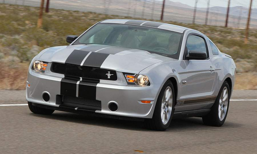 Shelby Builds A Mustang For The Masses: The Shelby GTS