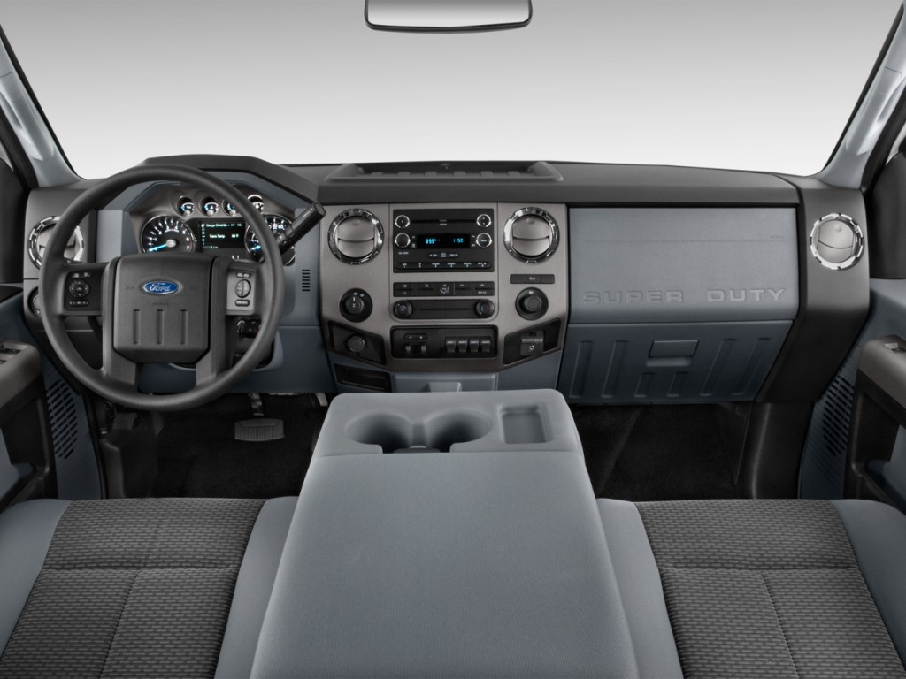 image  ford super duty   wd crew cab  xlt dashboard size    type gif