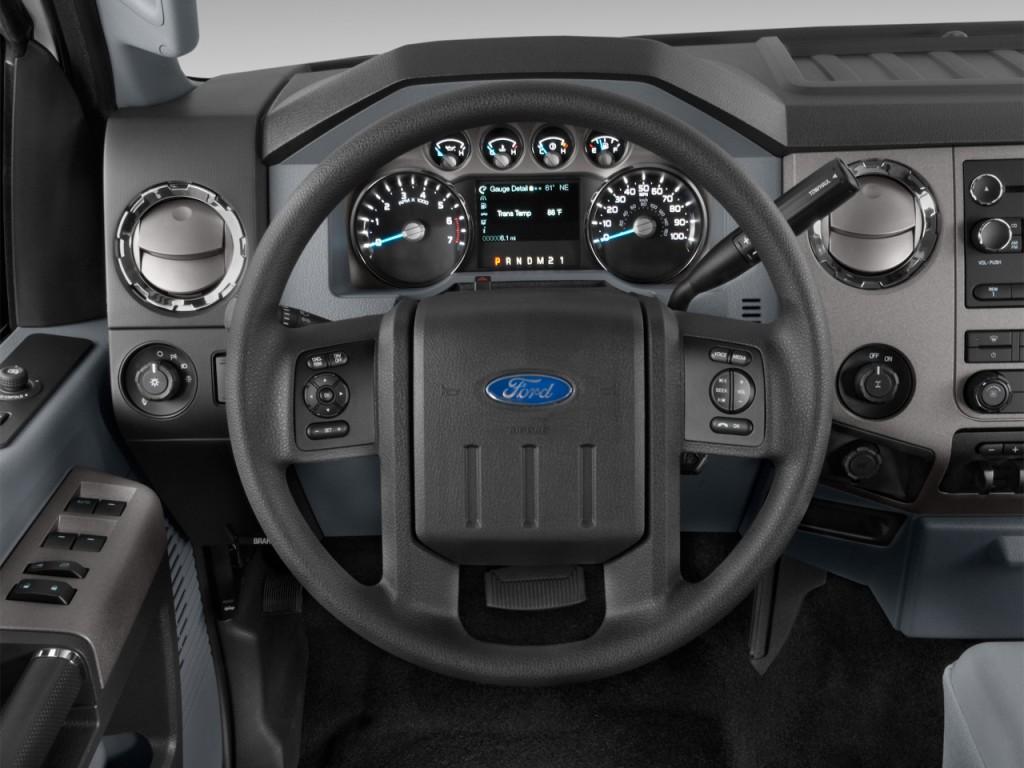"Image: 2012 Ford Super Duty F-250 2WD Crew Cab 156"" XLT ..."