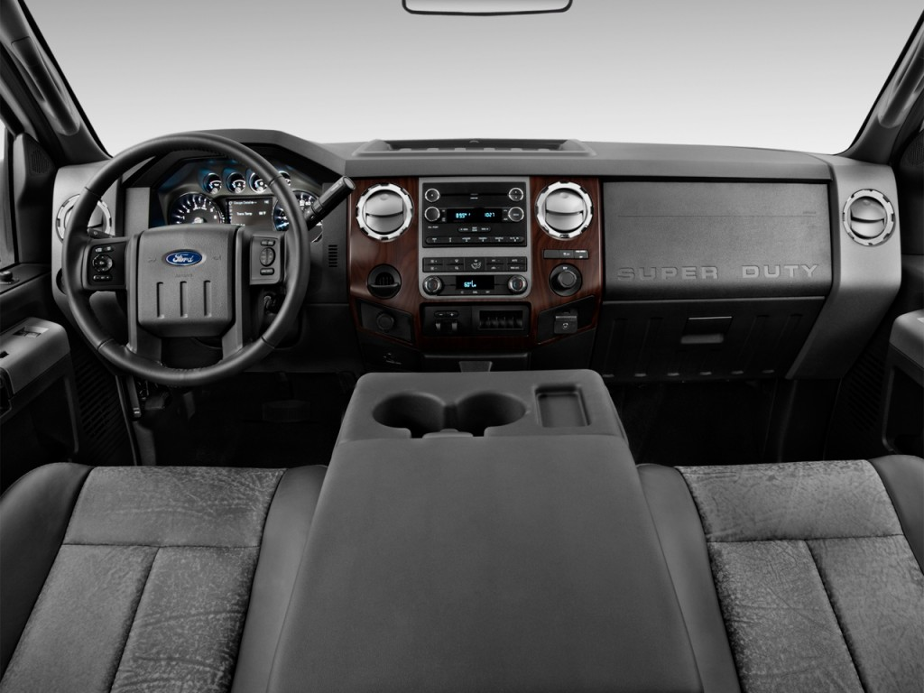 Image 2012 Ford Super Duty F 250 2wd Supercab 142 Quot Lariat Dashboard Size 1024 X 768 Type