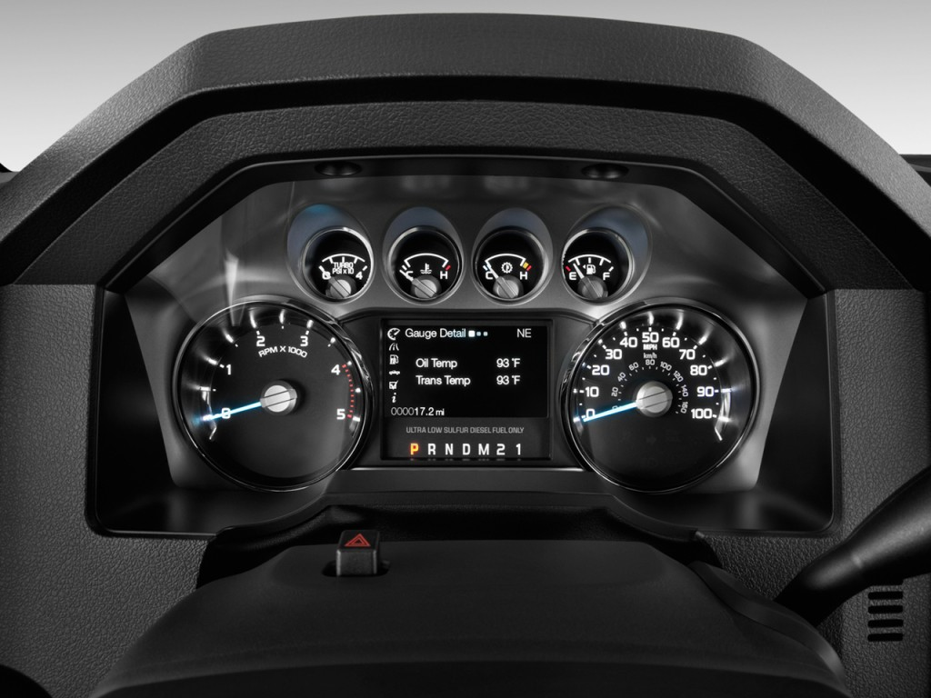 image  ford super duty   srw instrument cluster size    type gif posted