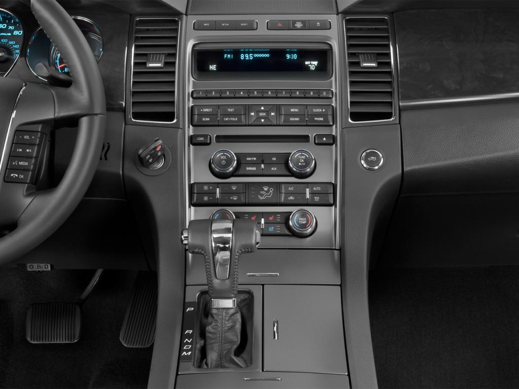 Image 2012 Ford Taurus 4 Door Sedan Limited Fwd
