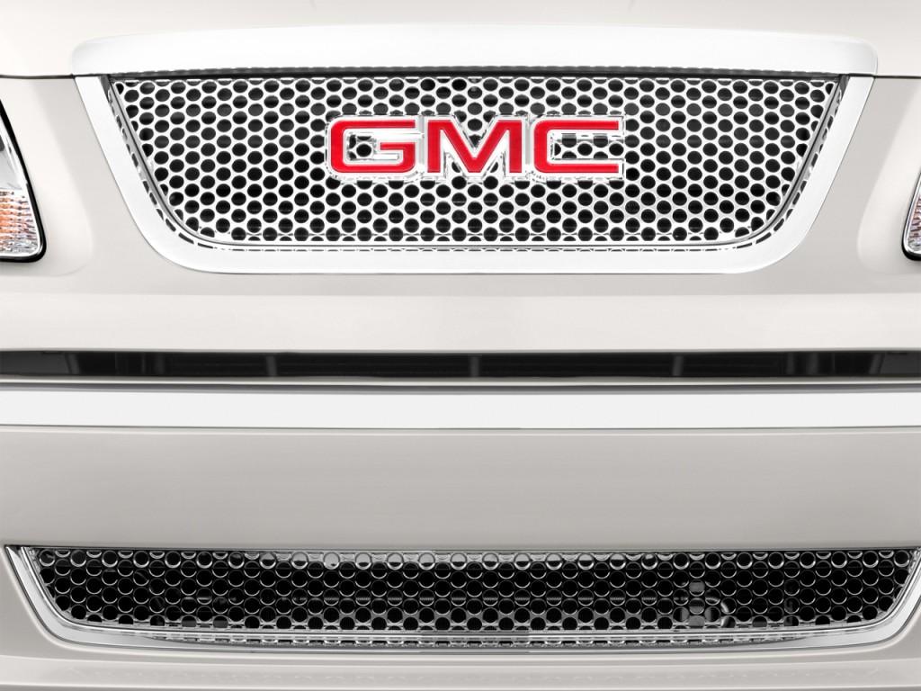 Image: 2012 GMC Acadia FWD 4-door Denali Grille, size ...