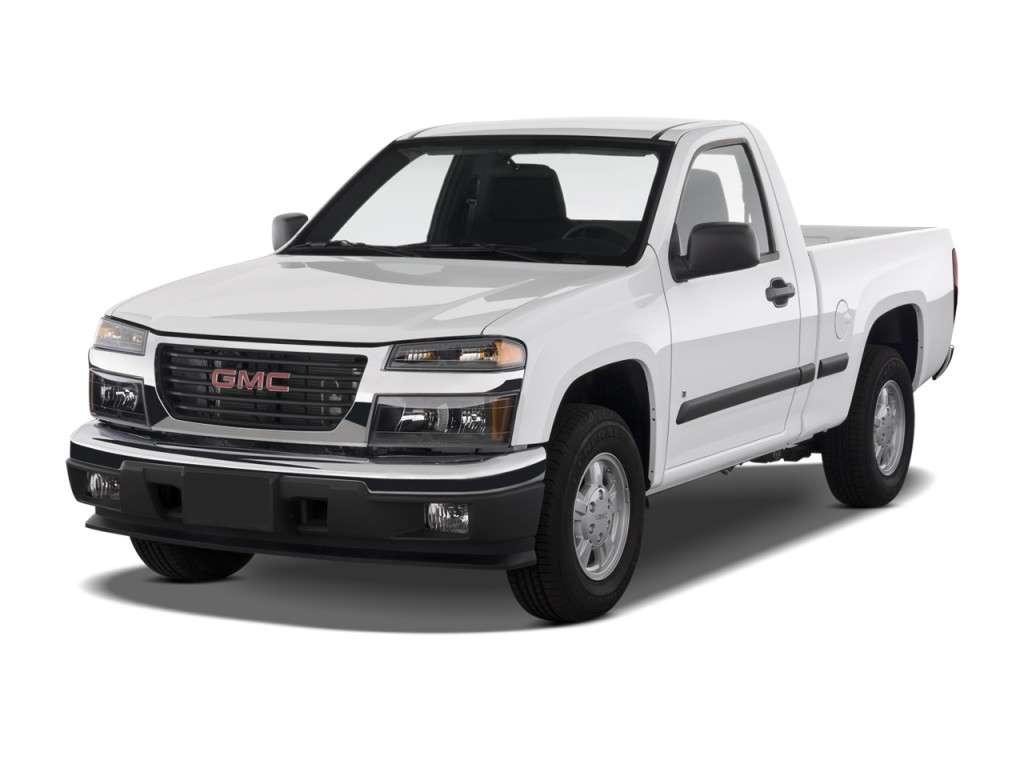 2012 gmc canyon 2wd reg cab sle1 angular front exterior view 100376066 l - 2011 Gmc Canyon Extended Cab Sle 2wd V8