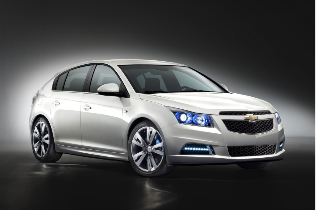 2011 Chevy Cruze: Kicking Sand in the Face of Toyota