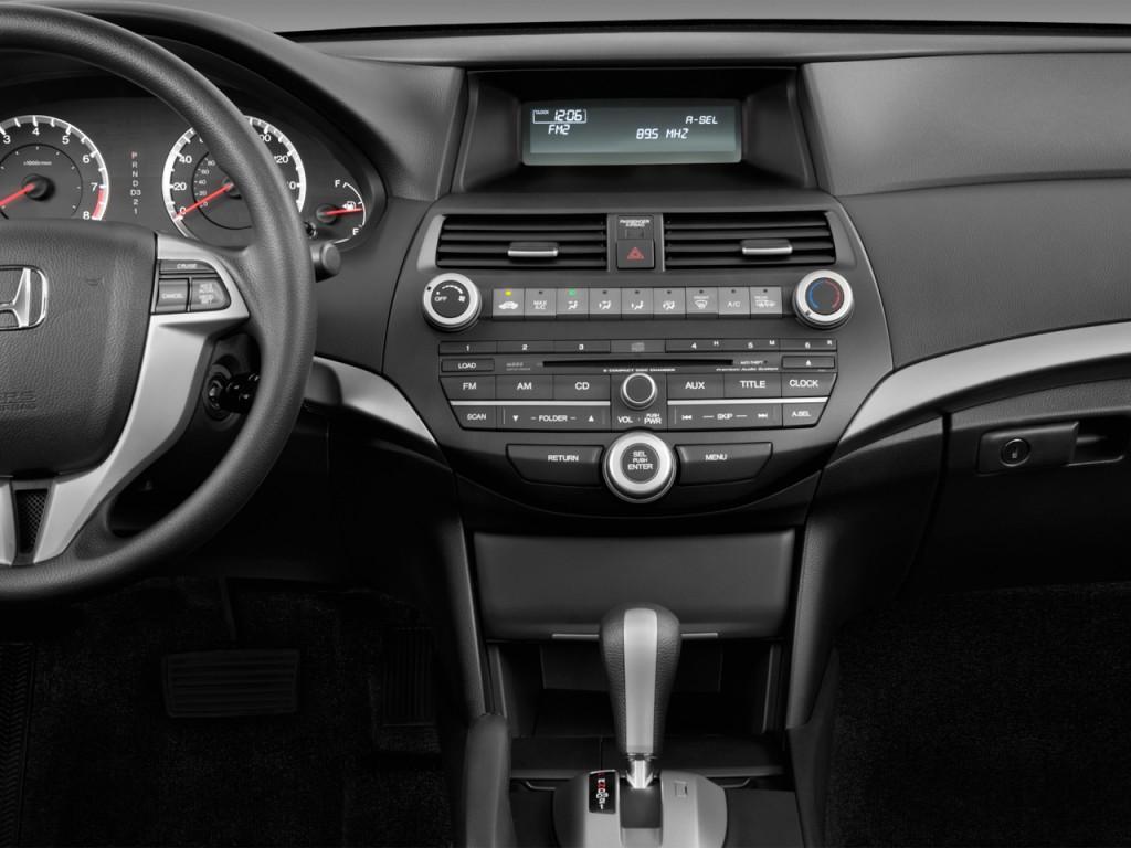 2012 Honda Accord Coupe 2 Door I4 Auto EX Instrument Panel