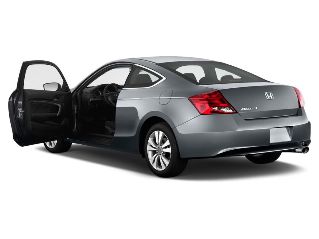 Image 2012 Honda Accord Coupe 2 Door I4 Auto Ex Open