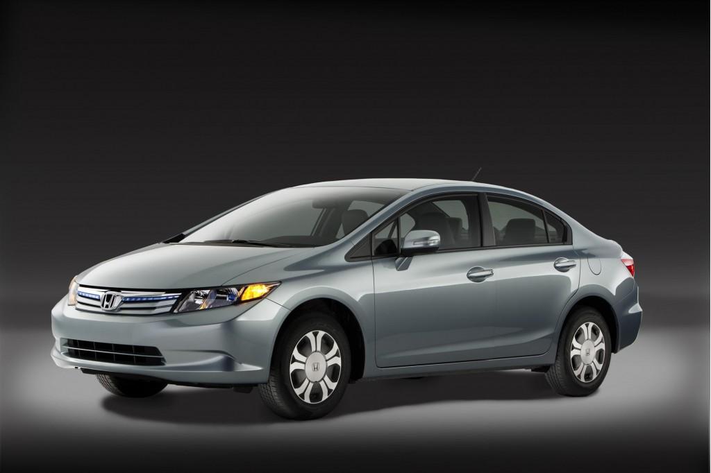 2012 Honda Civic HF Joins The 40 MPG Plus Parade Hybrid Too