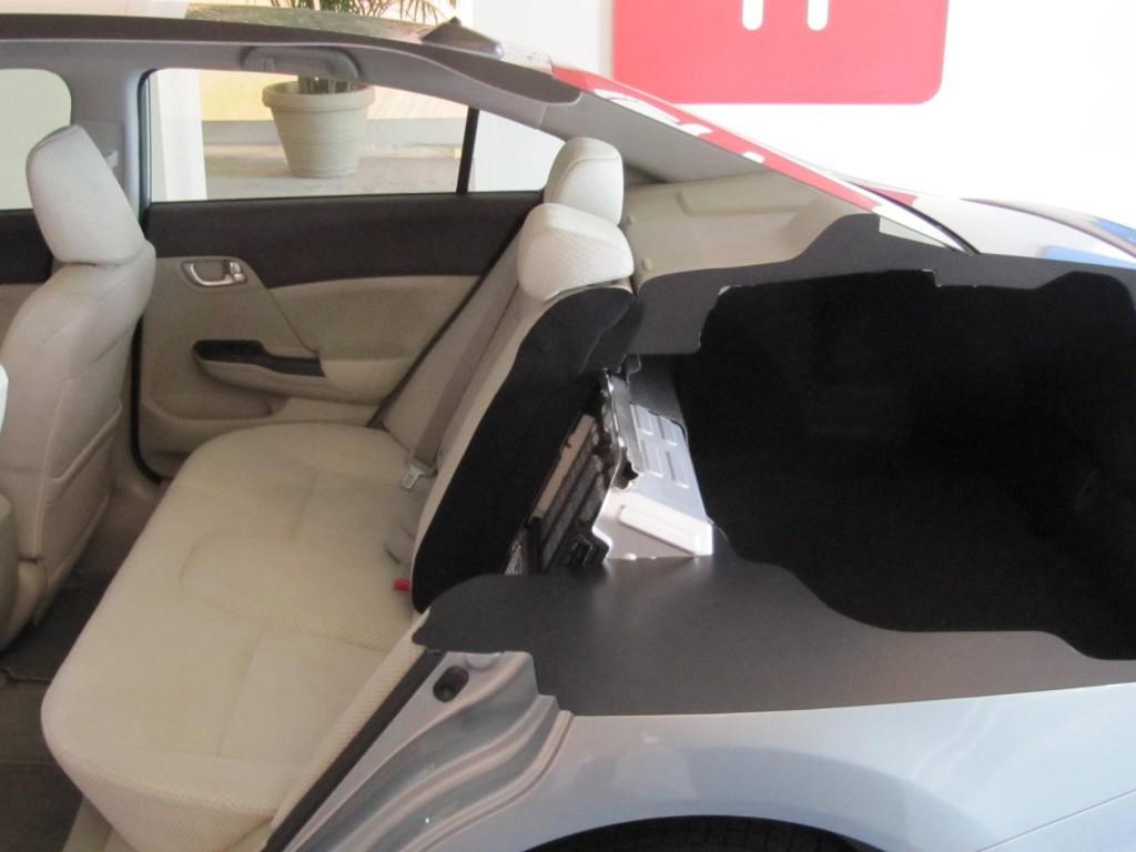 image  honda civic hybrid cutaway showing trunk space size    type gif