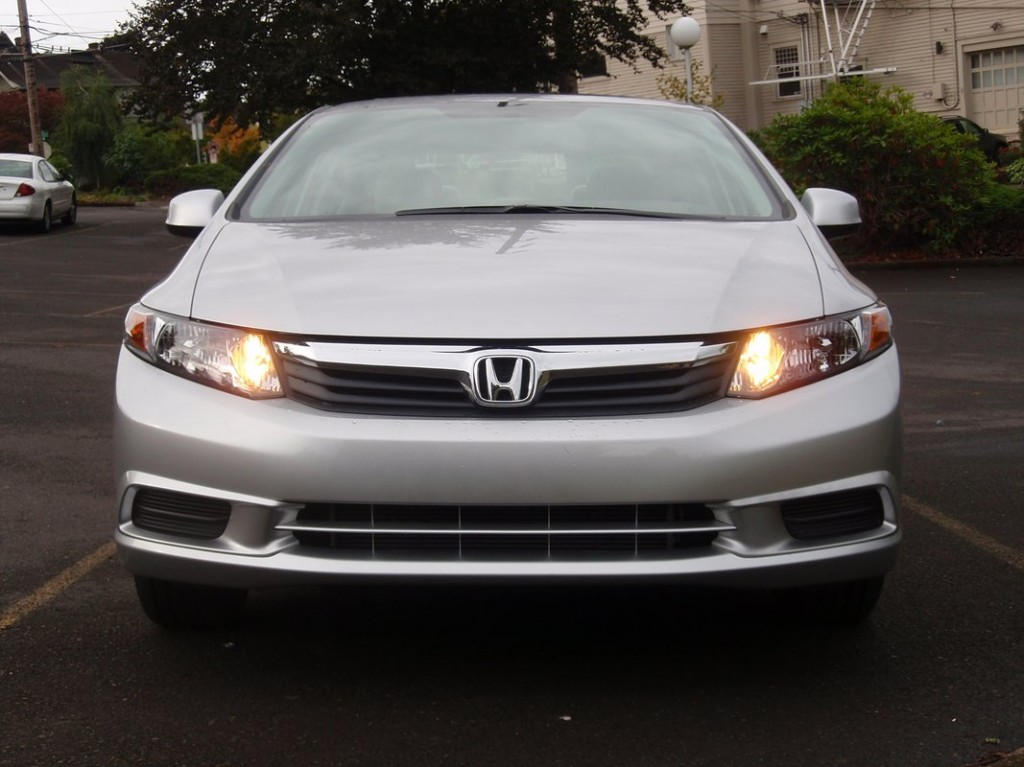 2012 Honda Civic EX: Driven