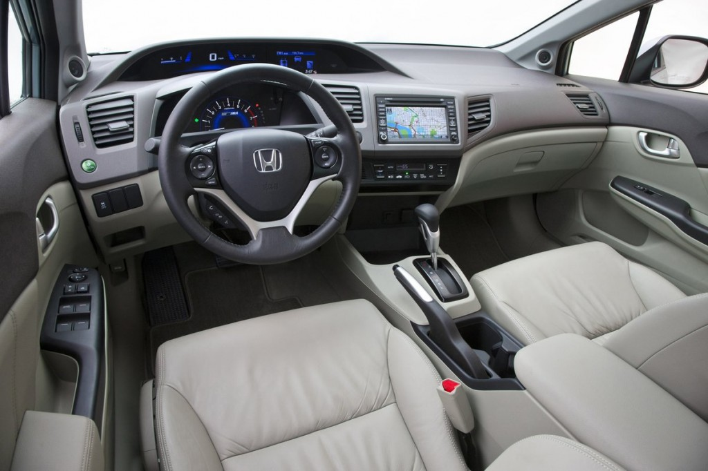 2012 Honda Civic sedan