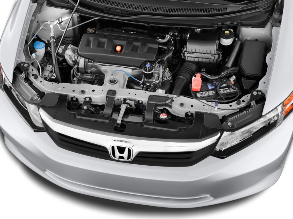 Image 2012 Honda Civic Sedan 4 Door Auto Lx Engine Size