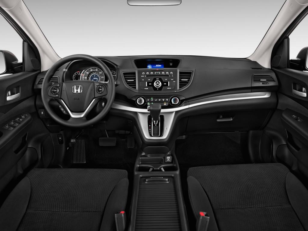 Image: 2012 Honda CR-V 2WD 5dr EX Dashboard, size: 1024 x ...