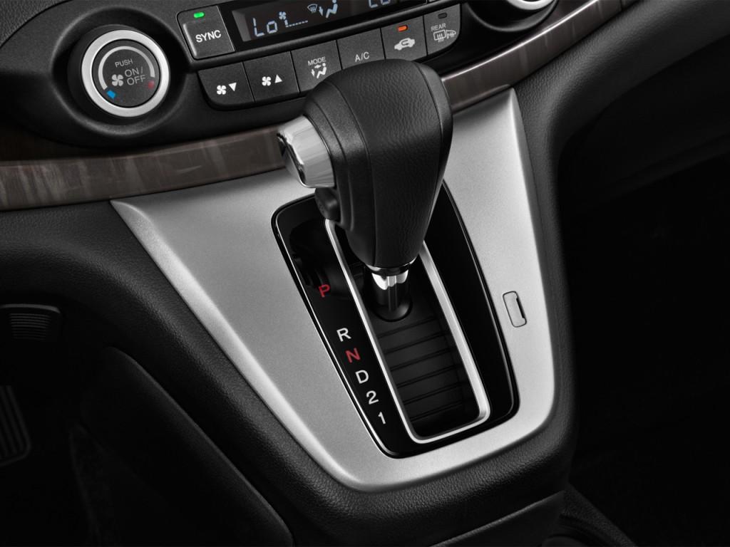 Image 2012 Honda Cr V 4wd 5dr Ex L W Navi Gear Shift