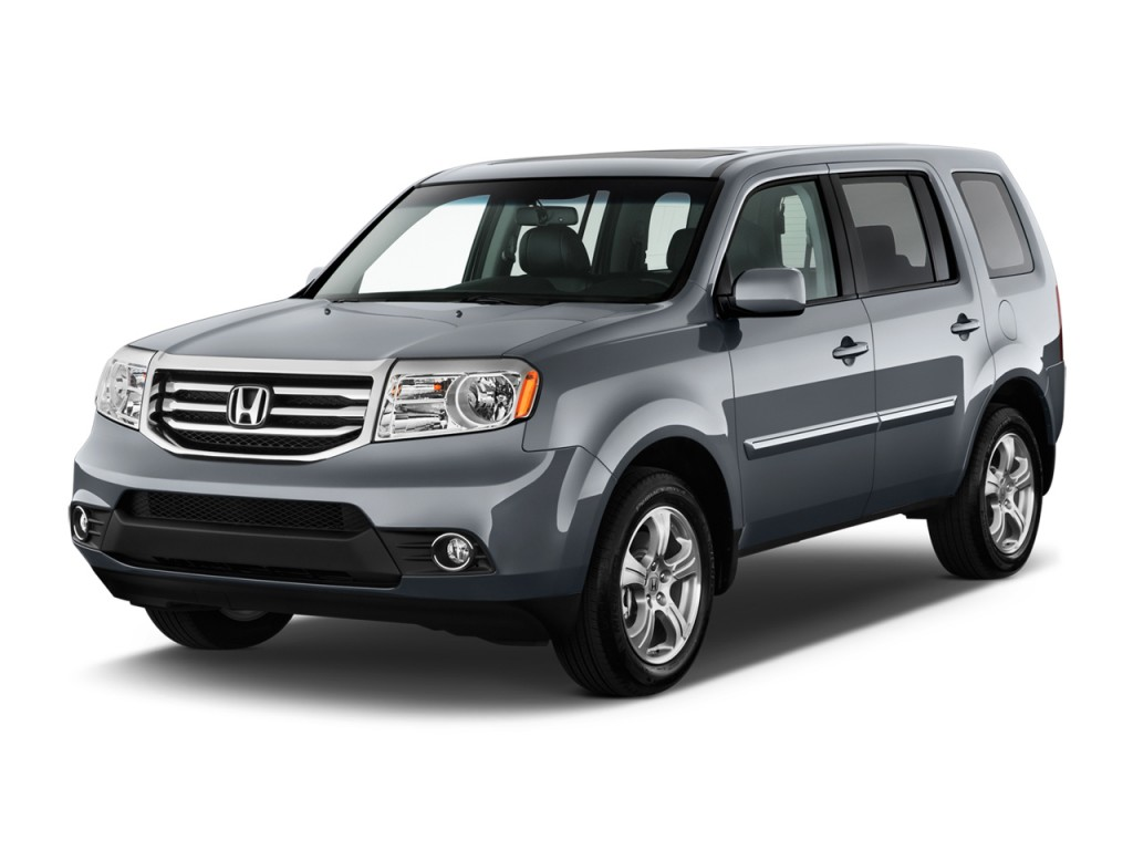 2012 Honda Pilot Review, Ratings, Specs, Prices, And Photos   The Car  Connection