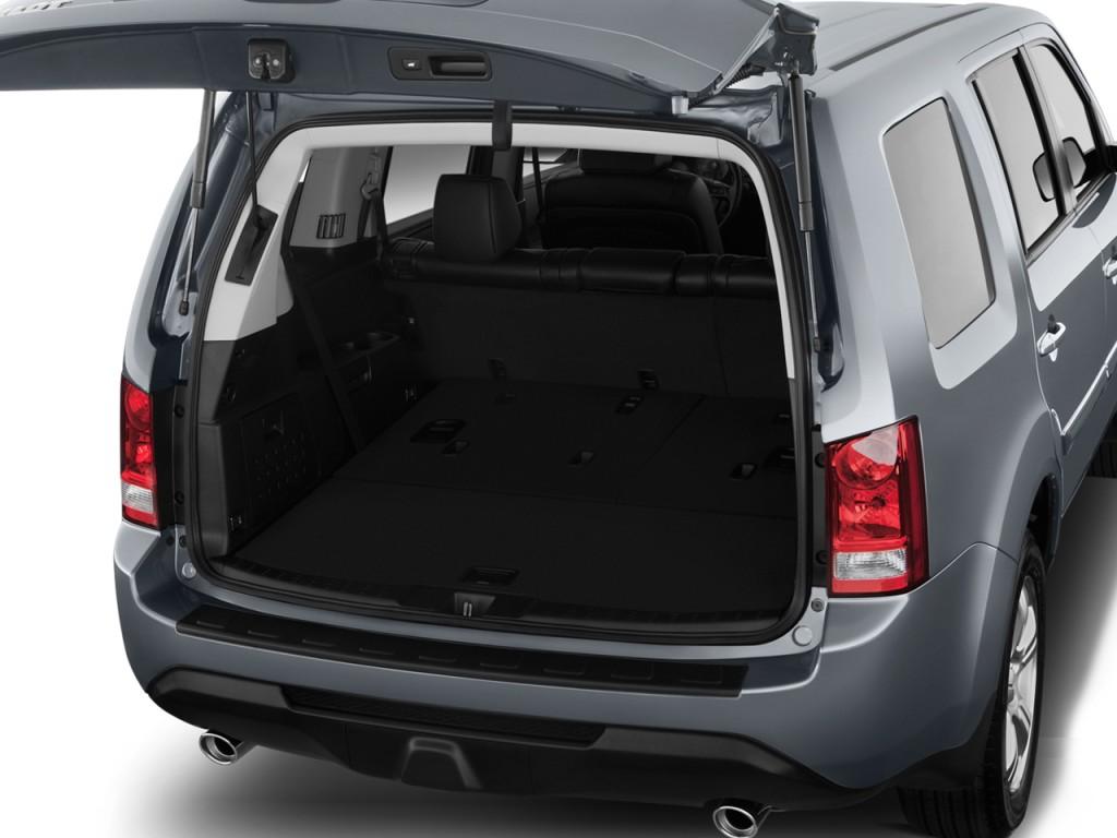 image 2012 honda pilot 2wd 4 door ex l trunk size 1024. Black Bedroom Furniture Sets. Home Design Ideas