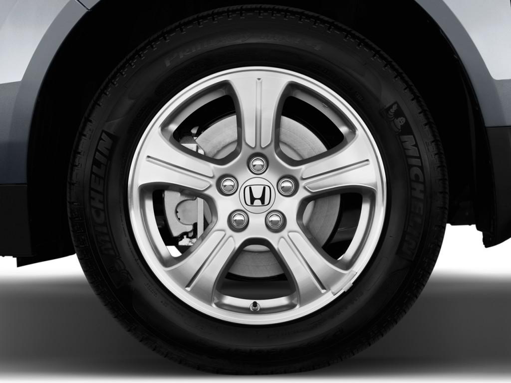 Image 2012 Honda Pilot 2wd 4 Door Ex L Wheel Cap Size