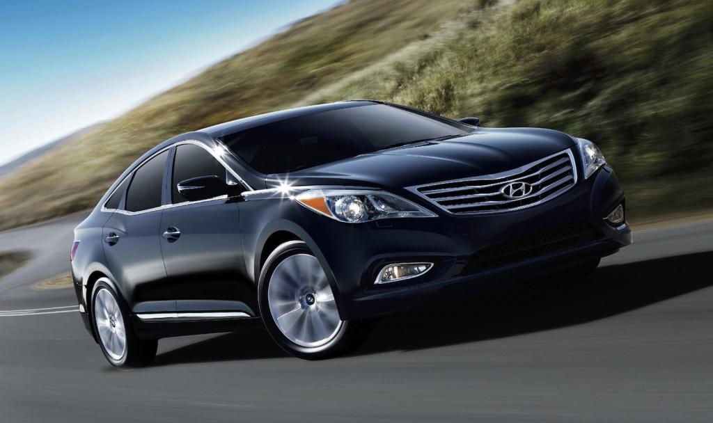 2012 Hyundai Azera: All-New, Large Family Sedan Bows At 2011 Los Angeles Auto Show
