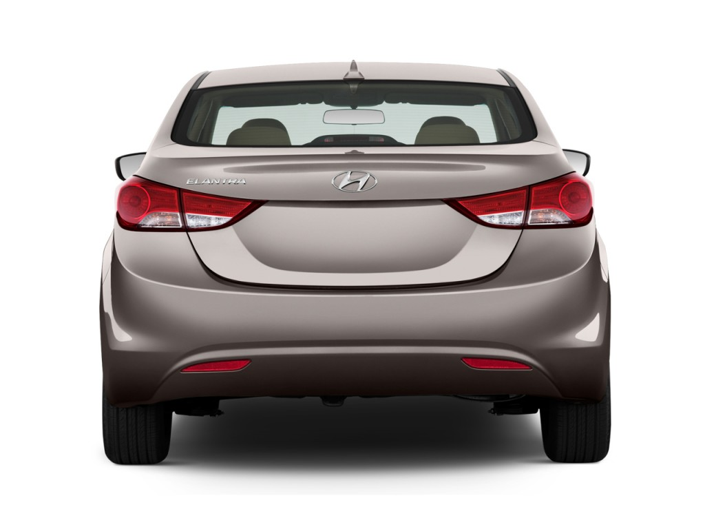 Image: 2012 Hyundai Elantra 4-door Sedan Auto GLS (Alabama ...