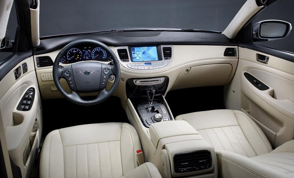 Image 2012 Hyundai Genesis Prada Size 1024 X 621 Type