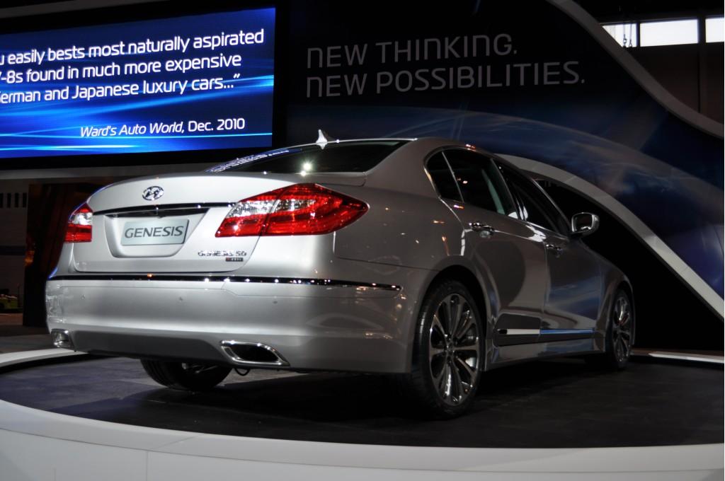 Image 2012 Hyundai Genesis Sedan R Spec Size 1024 X 680