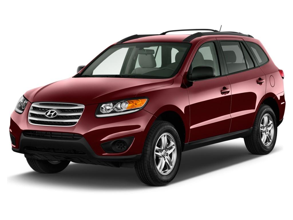 Hyundai Accent 2012mpg >> 2012 Hyundai Santa Fe Review Ratings Specs Prices And