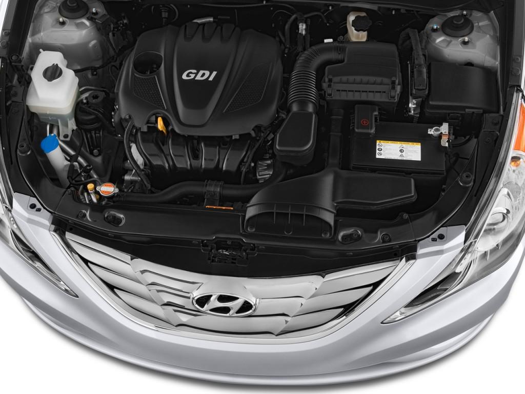 Image 2012 Hyundai Sonata 4 Door Sedan 2 4l Auto Limited