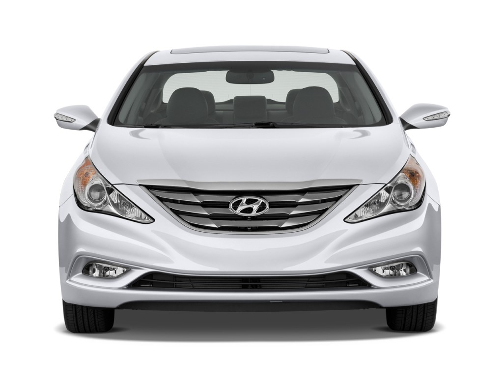 Image 2012 Hyundai Sonata 4 Door Sedan 2 4l Auto Limited