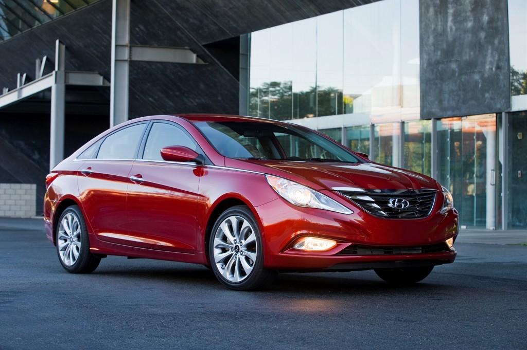 2011 2012 Hyundai Sonata 2009 2011 Hyundai Accent