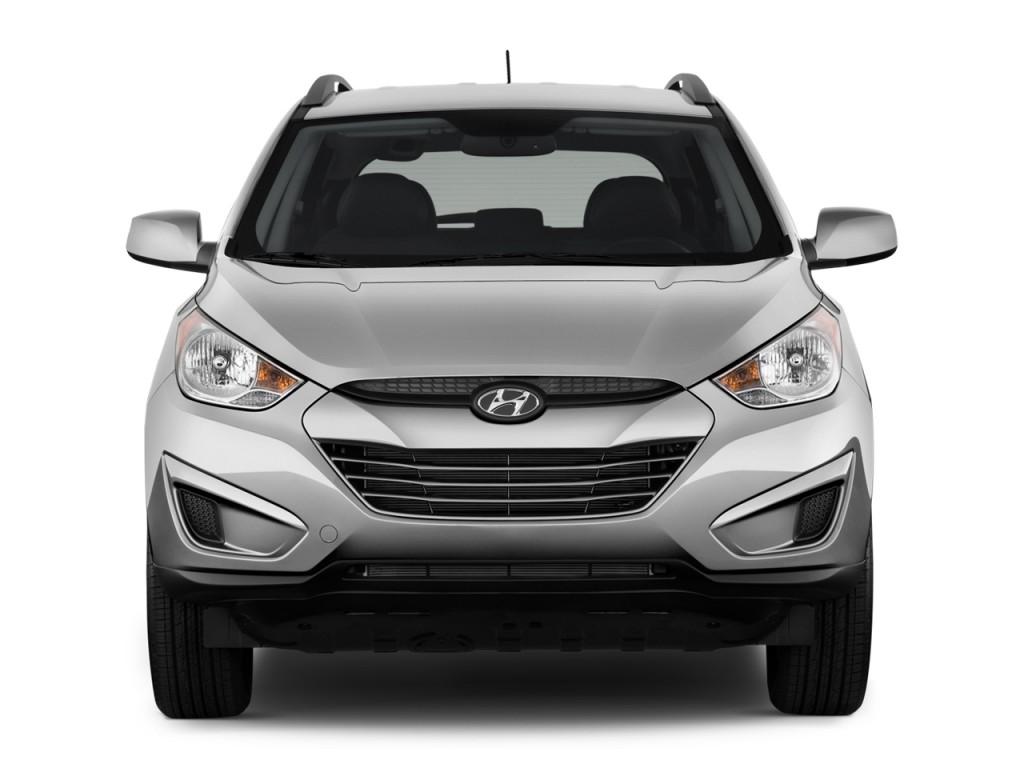 Image 2012 Hyundai Tucson Fwd 4 Door Auto Gls Front Exterior View Size 1024 X 768 Type Gif