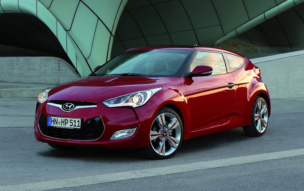 2012 Hyundai Veloster Review Ratings Specs Prices And Photos The Car Connection