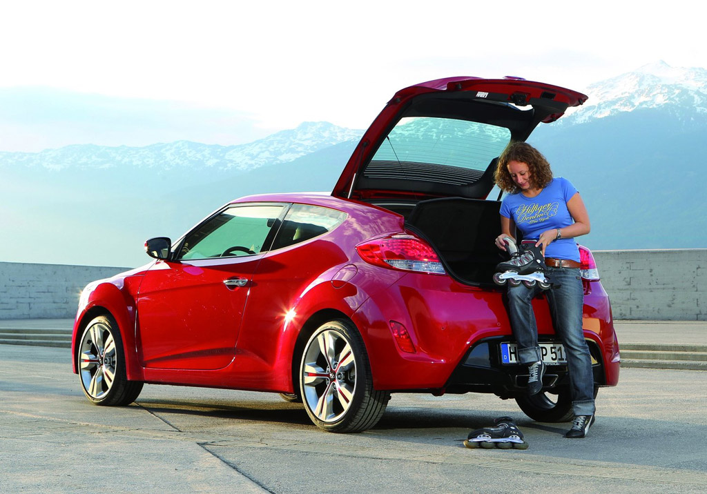 how to make veloster faster