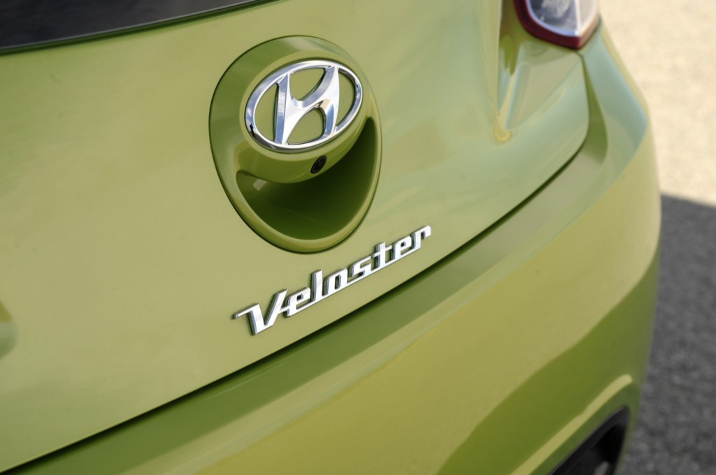 2012 Hyundai Veloster: First Drive