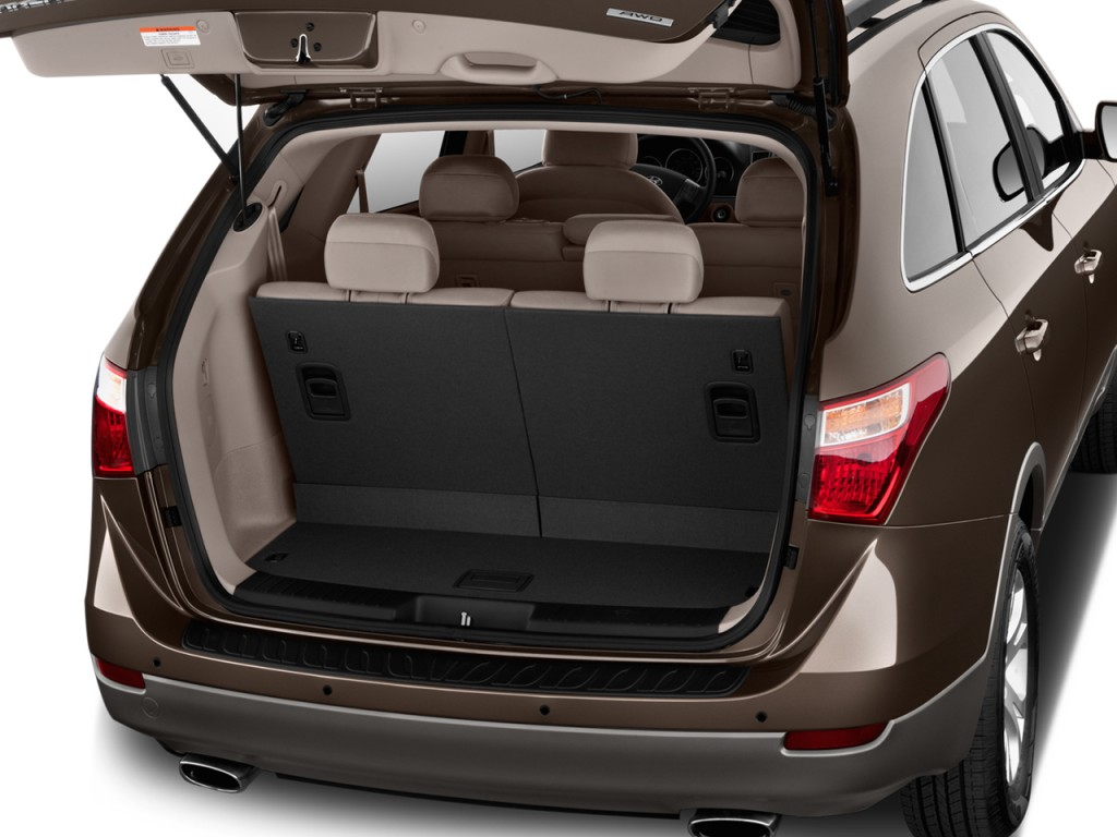 image 2012 hyundai veracruz fwd 4 door gls trunk size 1024 x 768 type gif posted on march. Black Bedroom Furniture Sets. Home Design Ideas