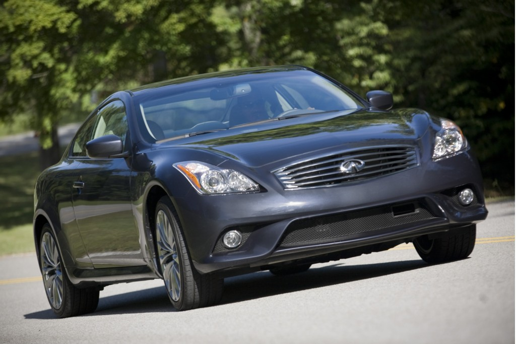 2012 Infiniti G Review Ratings Specs Prices And Photos The Car Connection