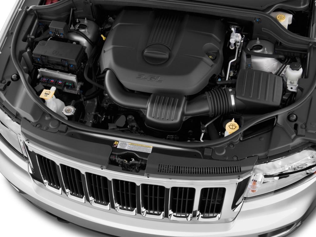 Image 2012 jeep grand cherokee rwd 4 door laredo engine for Jeep grand cherokee laredo motor