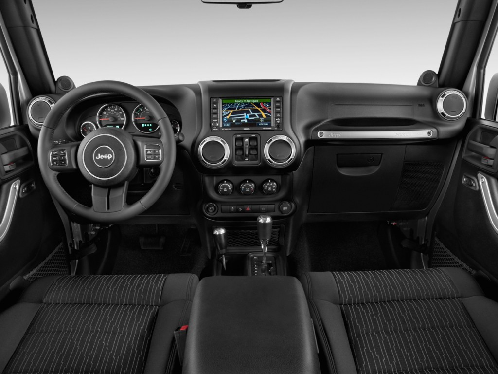 Image 2012 Jeep Wrangler Unlimited 4wd 4 Door Call Of