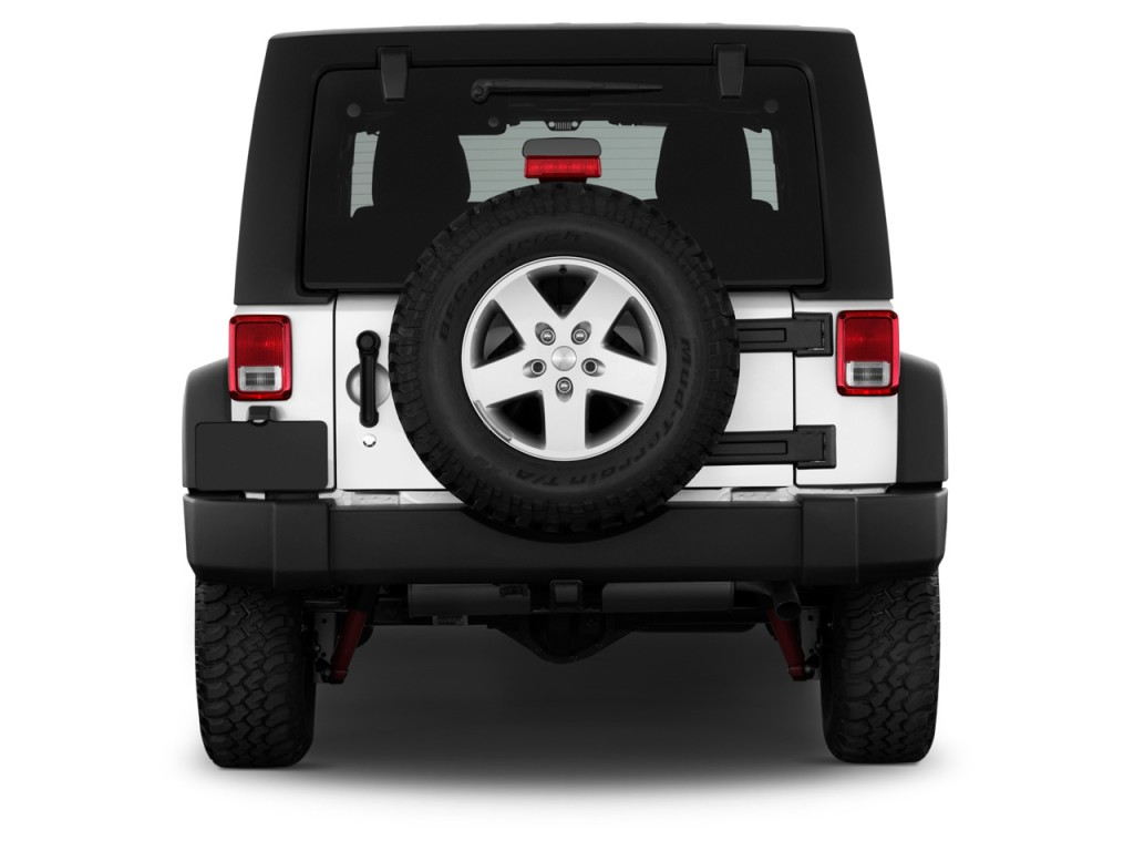 image 2012 jeep wrangler unlimited 4wd 4 door call of duty mw3 rear exterior view size 1024 x. Black Bedroom Furniture Sets. Home Design Ideas