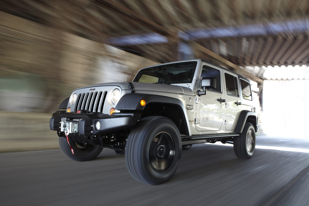 JEEP WRANGLER CALL OF DUTY: BLACK OPS EDITION MW3 ...